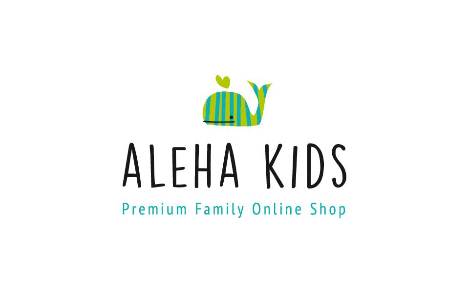 Aleha Kids Logo