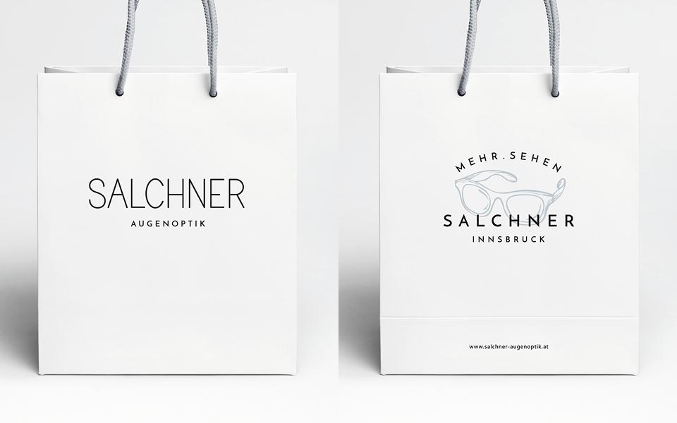 Shopping Bag Salchner Augenoptik
