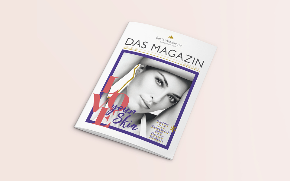 Beate Wetzlmayer Das Magazin