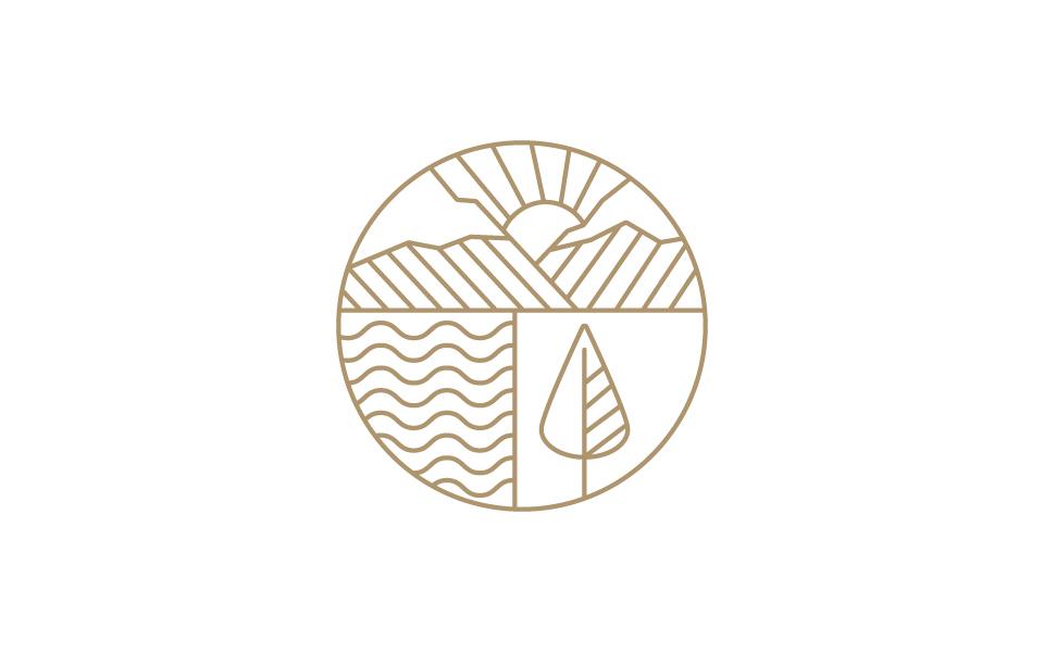 Alpine Botanic Garden Logo