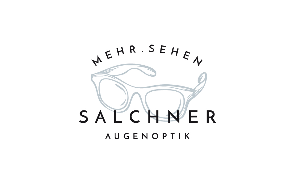Salchner Augenoptik Corporate Design